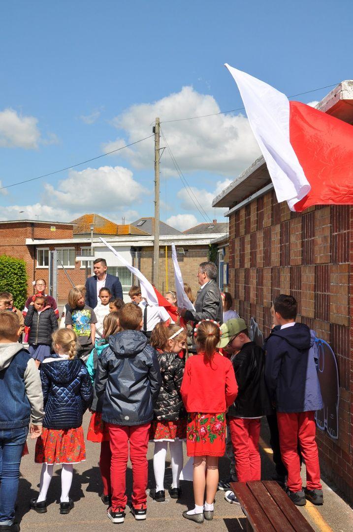 Patriotycznie W Maju Abc Polska Sobotnia Szkoła W Poole